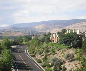 Silver Ridge Apartments, Reno High School, Reno, NV