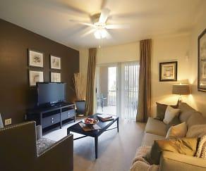 Living Room, Desert Harbor Apartment Homes