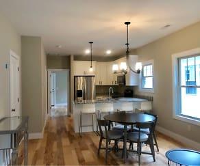 Kitchen, 601 Fairview Road