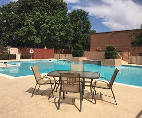 Pool, Garden Plaza