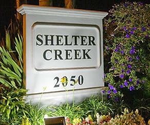 Community Signage, Shelter Creek