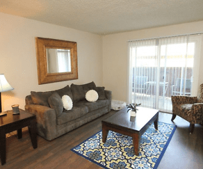 Living Room, The Enclave-University Town Center