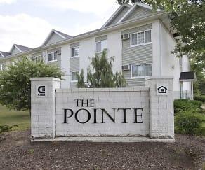 Community Signage, The Pointe at Cedar Rapids