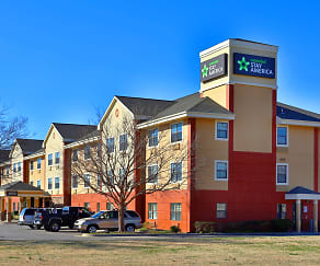 Building, Furnished Studio - Oklahoma City - Airport
