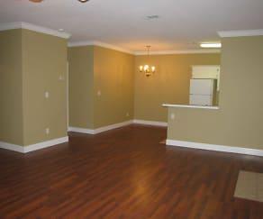 Living Room, University Crossings