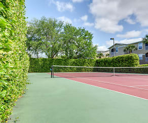 Tennis Court, Oviedo Grove Apartments