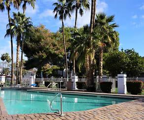 Pool, Desert Gardens