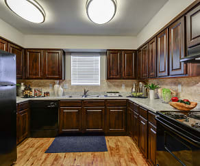 Kitchen, Parkview Place
