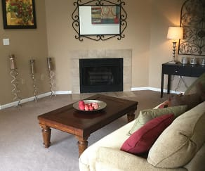 Living Room, Carriage Court