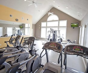 Fitness Weight Room, Autumn Park (Lehigh)