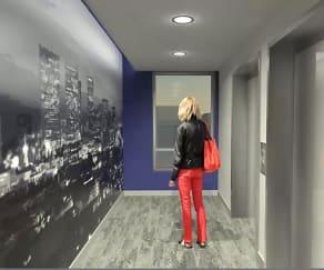 Foyer, Entryway, 1400 Fig