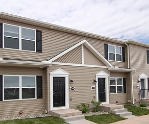 Building, Wynchase II Townhomes