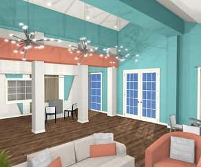 COMING SOON! Newly Renovated Clubhouse, City West