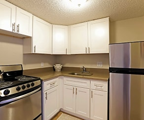 Kitchen, Lakeview Tower