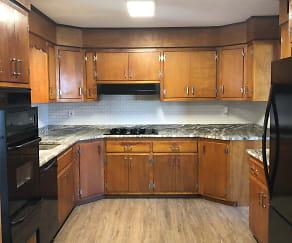 Kitchen, 21 Miles Road