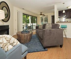 Living Room, Compass @ City Center