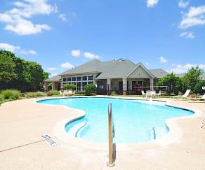 Pool, Cedar Park Townhomes