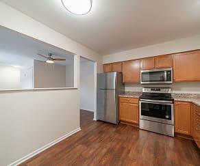 Kitchen, Georgetown Apartment Homes