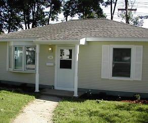 Building, Tree Cove Cottages