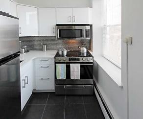 Kitchen, The Taft Apartments
