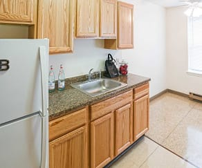 Kitchen, Bethel Estates