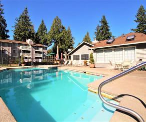 Pool, Village Fair Apartments