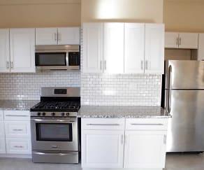Kitchen, 75 Prospect Apartments