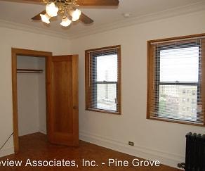 Bedroom, 2738 North Pine Grove