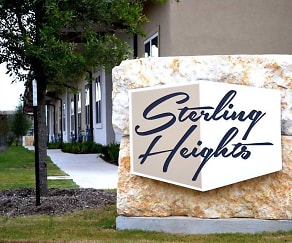 Community Signage, Sterling Heights