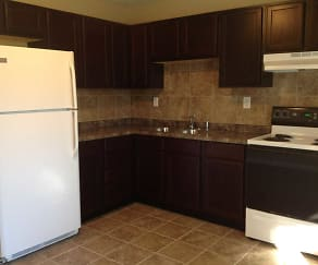 Kitchen, Management Advantage Properties