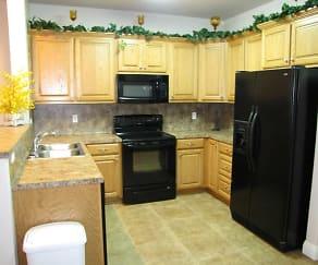 Kitchen, Krogen Kove Townhomes