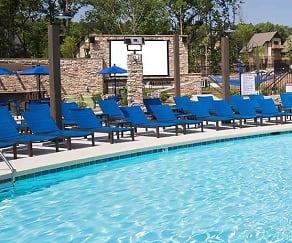 Pool, Arcadia Student Living
