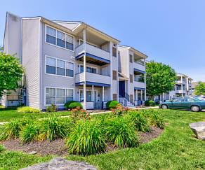 Building, Woodmill Apartments