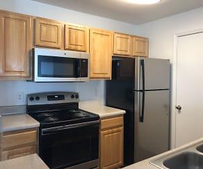 Kitchen, Bradley Pointe