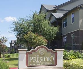 Community Signage, The Presidio