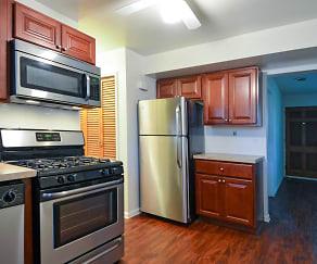Kitchen, Mountain Top Estates
