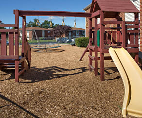 Playground, Stevens Manor Apartments