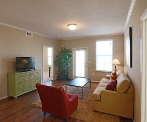 Living Room, Harbor Island