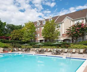 Pool, Woodland Park