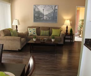 Living Room, Sierra Vista Apartment Homes