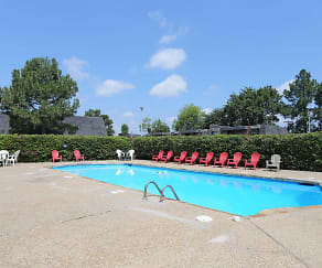 Pool, Southbrooke Apartments
