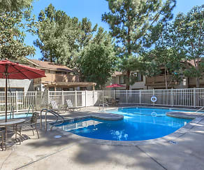 Pool, Park City Apartment Homes