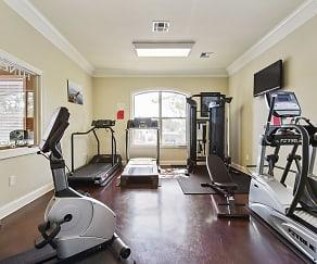 Fitness Weight Room, Garden Heights