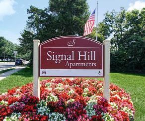 Community Signage, Signal Hill