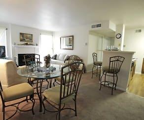 Dining Room, Rosemeade