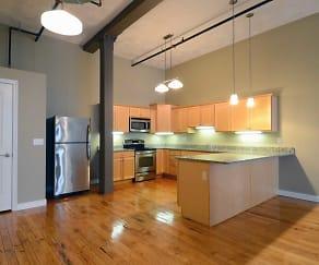 Kitchen, Rumford Center