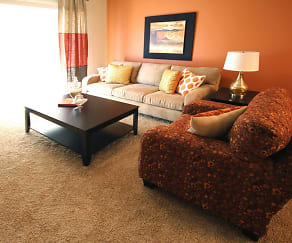 Living Room, The Reserves of Thomas Glen
