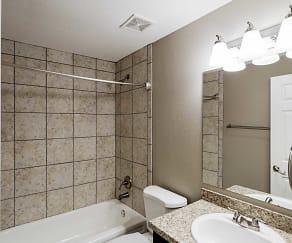 Bathroom, Girard at Cherry Hills