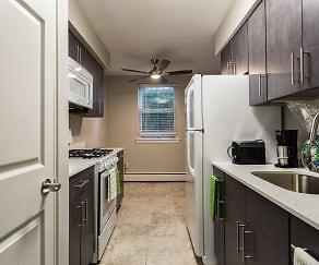 Kitchen, 7400 Roosevelt.