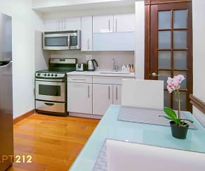 Kitchen, 138 East 37th St